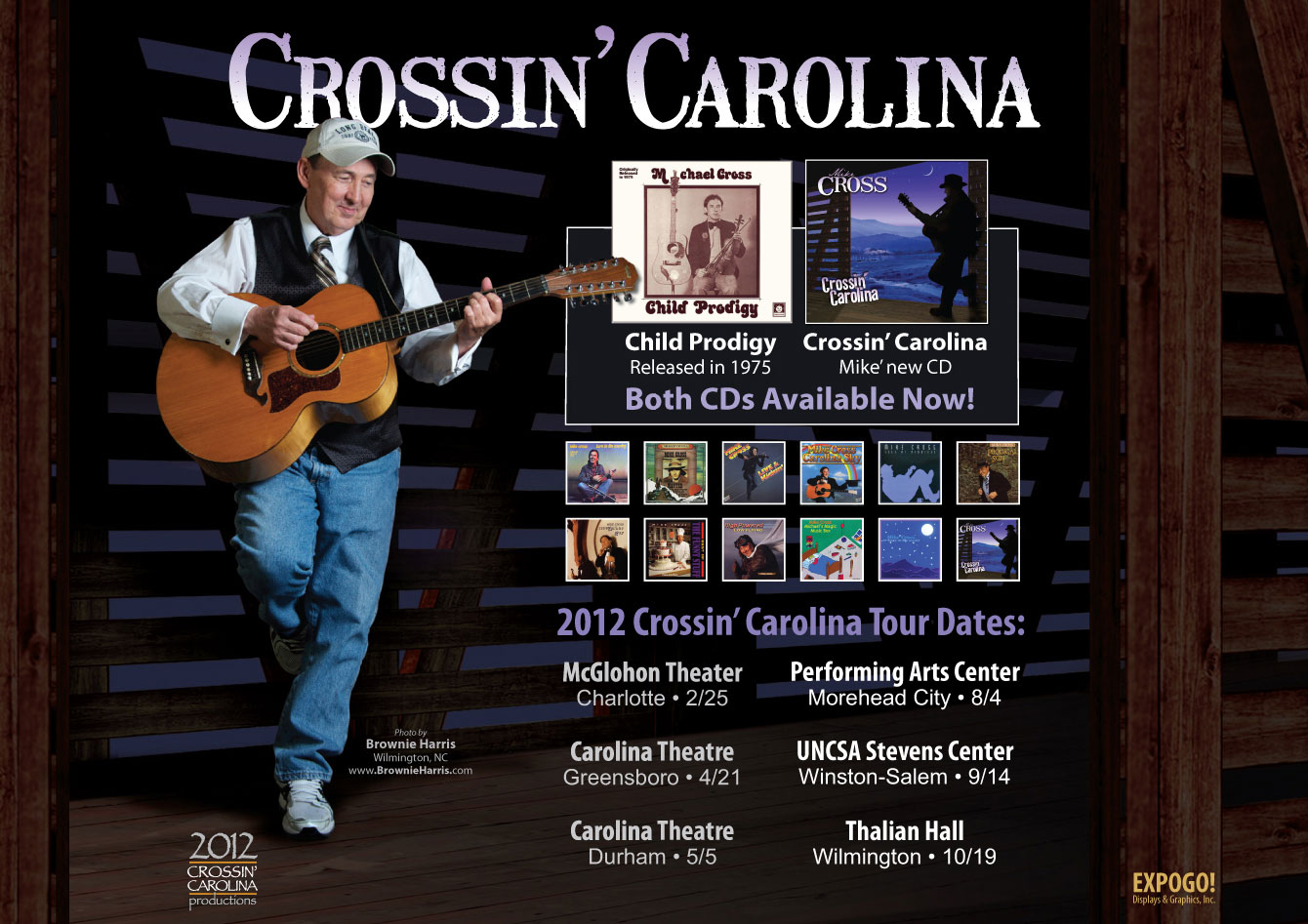 crossin carolina promo